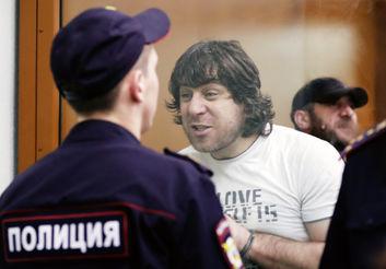 Осужденный за убийство Бориса Немцова Темирлан Эскерханов