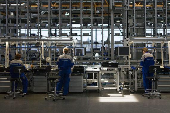 Российские промышленники обратились за помощью к роботам