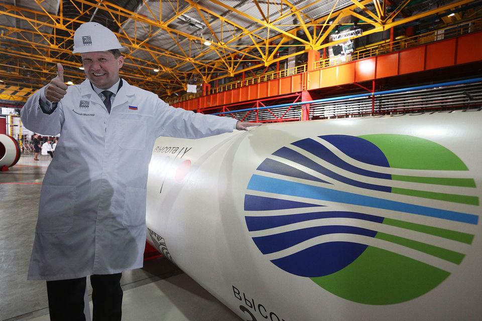 «Северный поток – 2» должен стать альтернативой поставкам российского газа через Украину