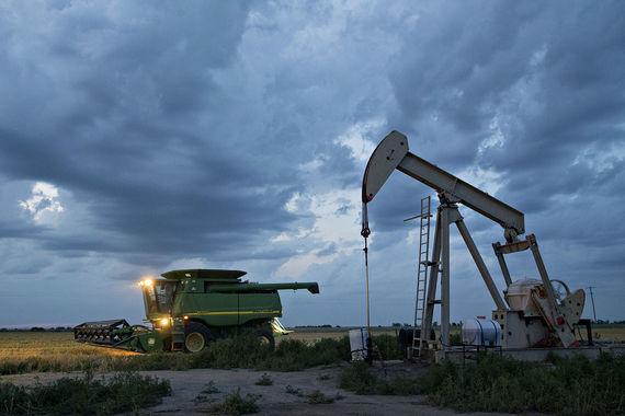 США теряют запасы нефти
