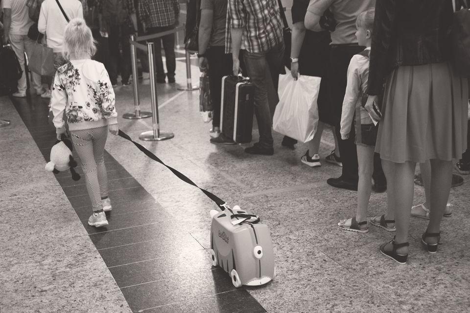 Новые правила могут изменить привычки россиян – в частности, приучить их брать с собой меньше вещей