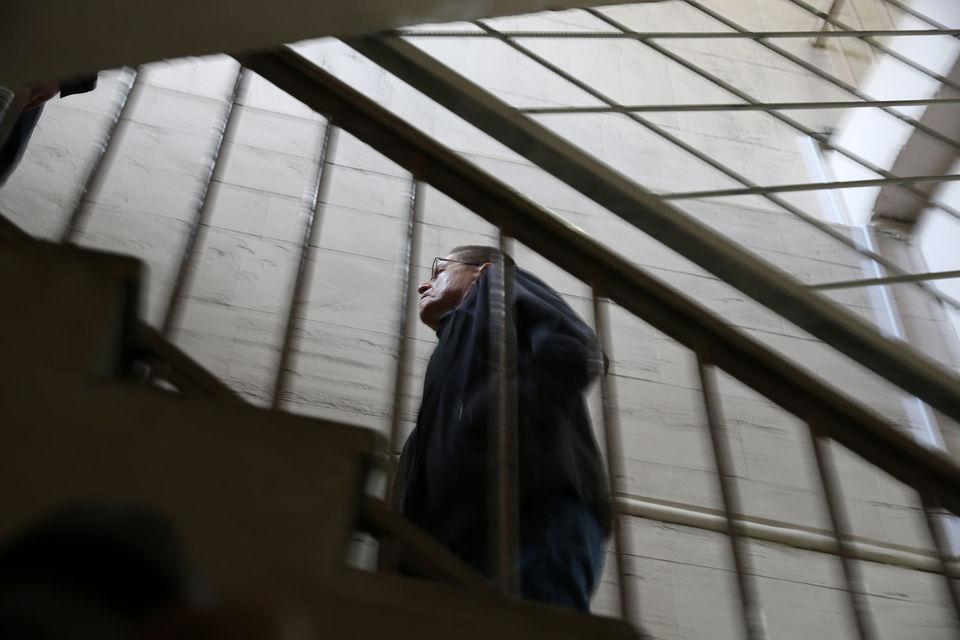 В середине июля Басманный суд продлил срок домашнего ареста Улюкаеву до 15 августа
