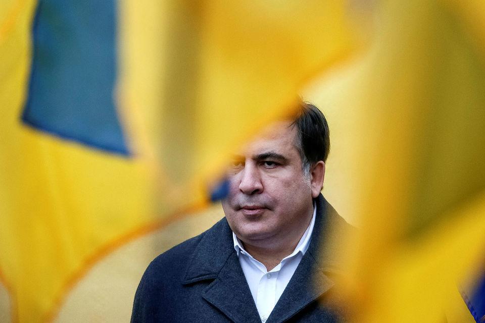 Михаил Саакашвили заявил, что у него единственное гражданство - гражданство Украины