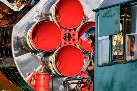 normal 14tu Как «Союз» готовят к запуску на МКС