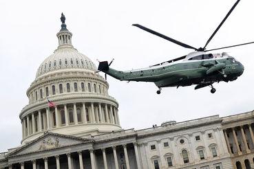 Сенаторы загнали Трампа в угол, отмечает Reuters