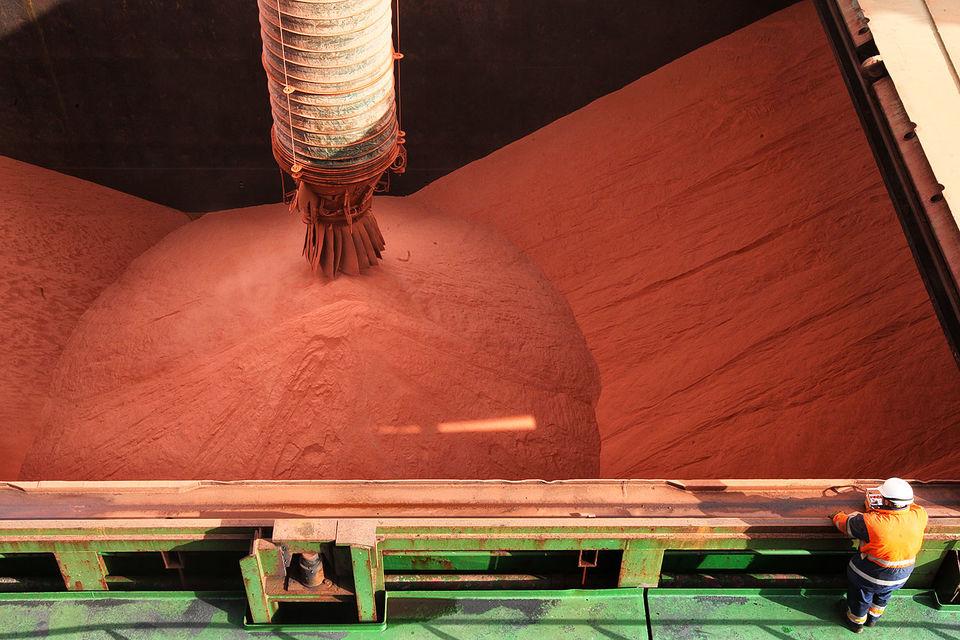 На Индию и Китай в 2016 г. пришлось 26% продаж «Уралкалия»