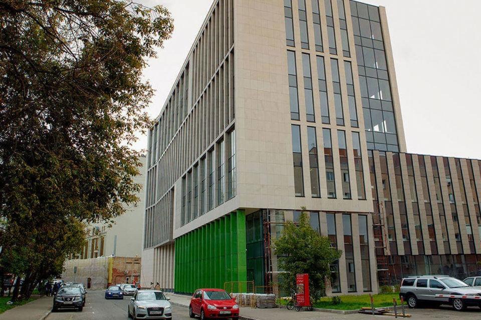 Если структура, связанная с «Полюсом», купит «Красина, 3», это будет первой известной сделкой на рынке коммерческой недвижимости в III квартале 2017 г.