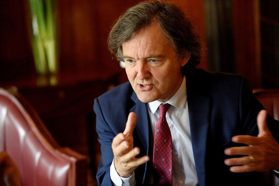 Пьер-Эмманюэль Тэттанже, президент Taittinger