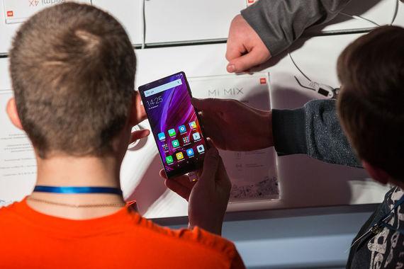Производитель «китайского iPhone» – Xiaоmi – завоевывает российский рынок