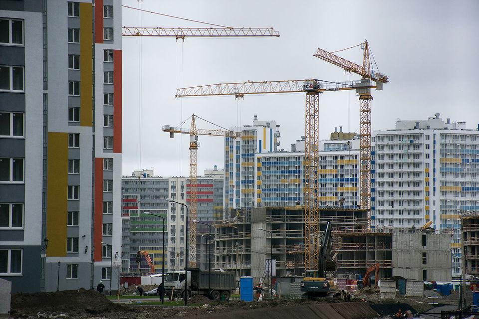 Недорогие квартиры есть только на дальних окраинах Петербурга
