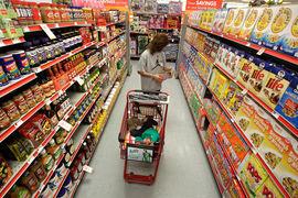 За 2016 г. в США продажи потребительских товаров, еды и напитков составили $440 млрд.