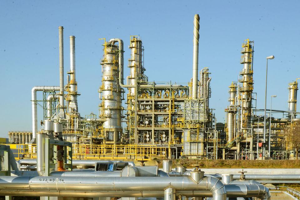 Европа и Россия восстанавливают запасы газа в хранилищах после длинной зимы