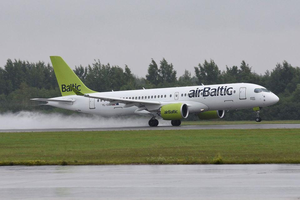 В первом полугодии 2017 г. airBaltic обслужила на петербургском направлении около 62 000 пассажиров - на 14% больше, чем в за тот же период 2016 г.