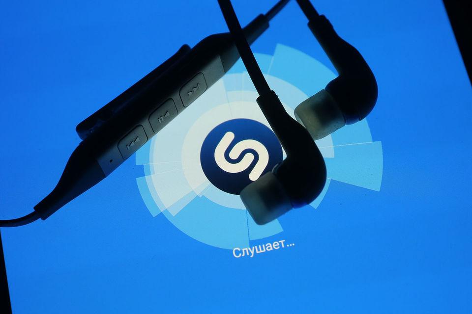 Россия заняла третье место по числу пользователей Shazam