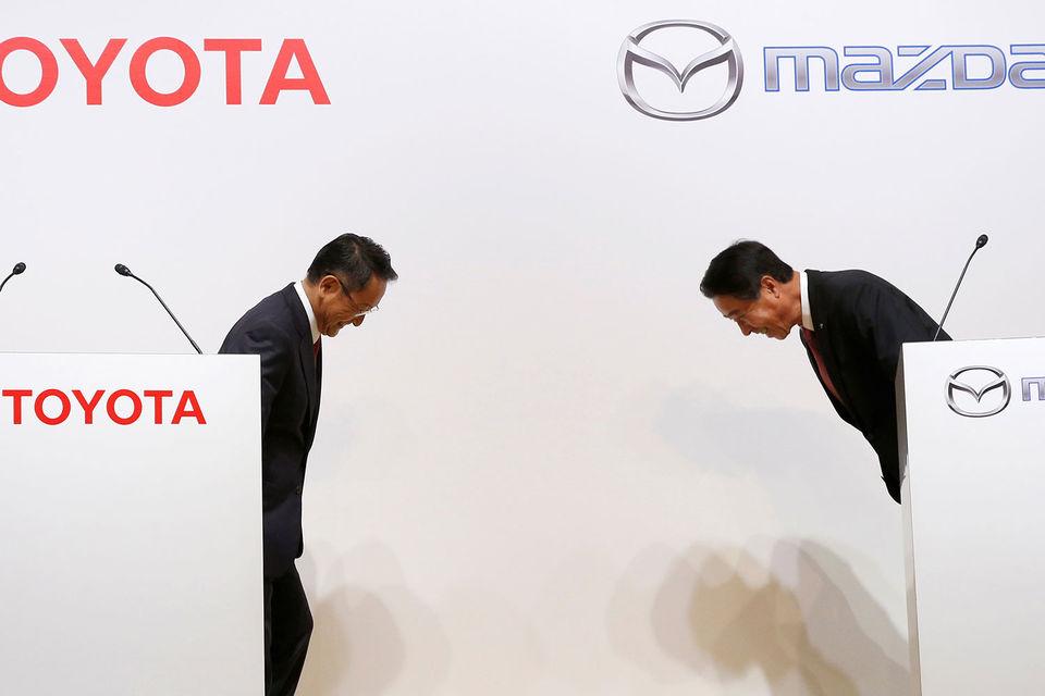 Запланированный автозавод, инвестиции в который компании разделят поровну, будет выпускать 300 000 машин в год