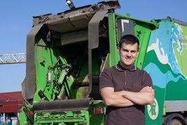 Павел Нешатаев уверяет, что после шести лет работы в компаниях по вывозу отходов узнал о мусоре почти все