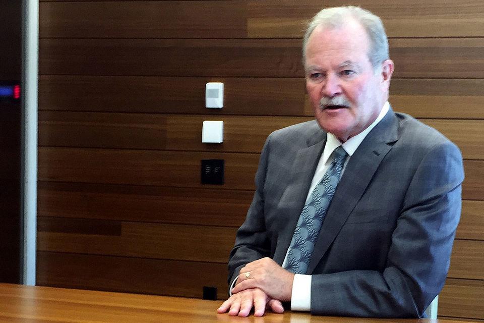 Гендиректор страховой компании AIG Брайан Дюперро