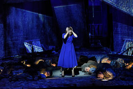Нина Стемме сыграла героиню Шостаковича с силой и страстью