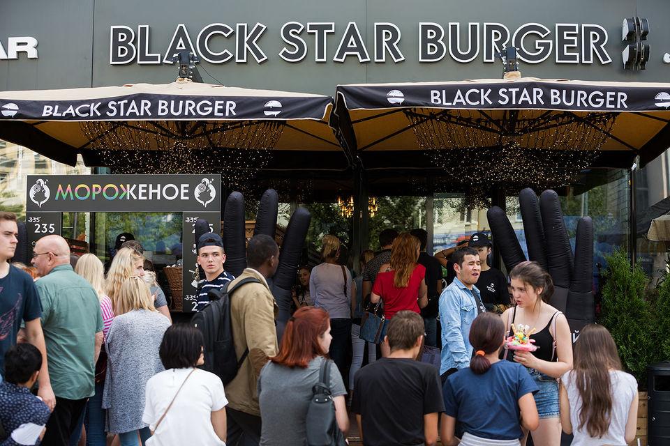Тренд на бургеры пришел в Россию с родины фастфуда – из США