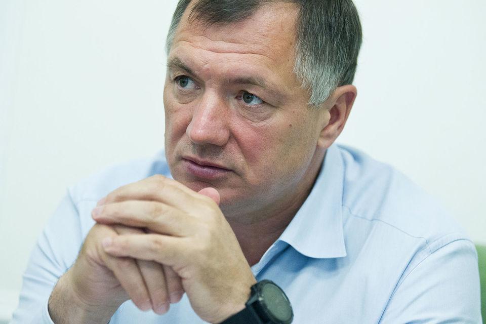 Марат Хуснуллин, заместитель мэра Москвы