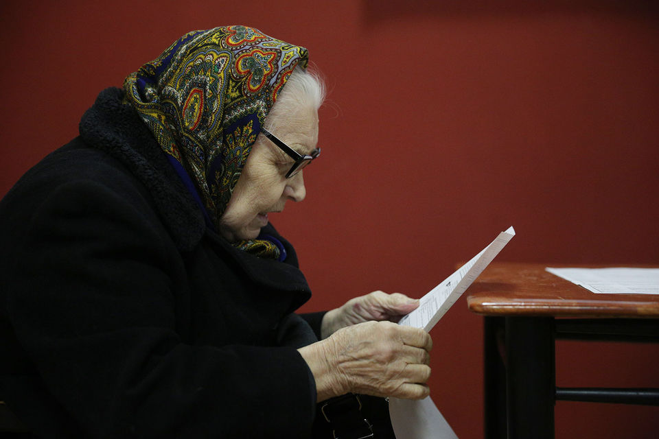Пенсионерам бумага не нужна