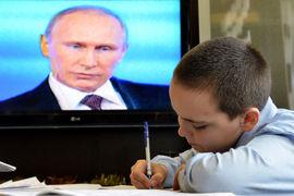 Указы Путина безграмотный сделали школу больше эффективной, показал референдум учителей