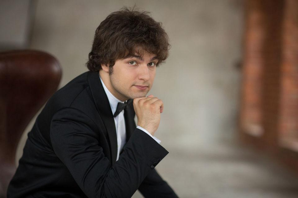 Пианист Лукас Генюшас, лауреат Конкурса Чайковского, представляет в Вербье молодое поколение