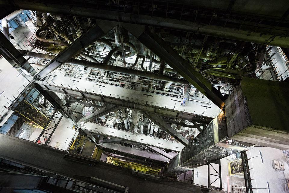 Поврежденное оборудование Березовской ГРЭС будет демонтировано до конца года