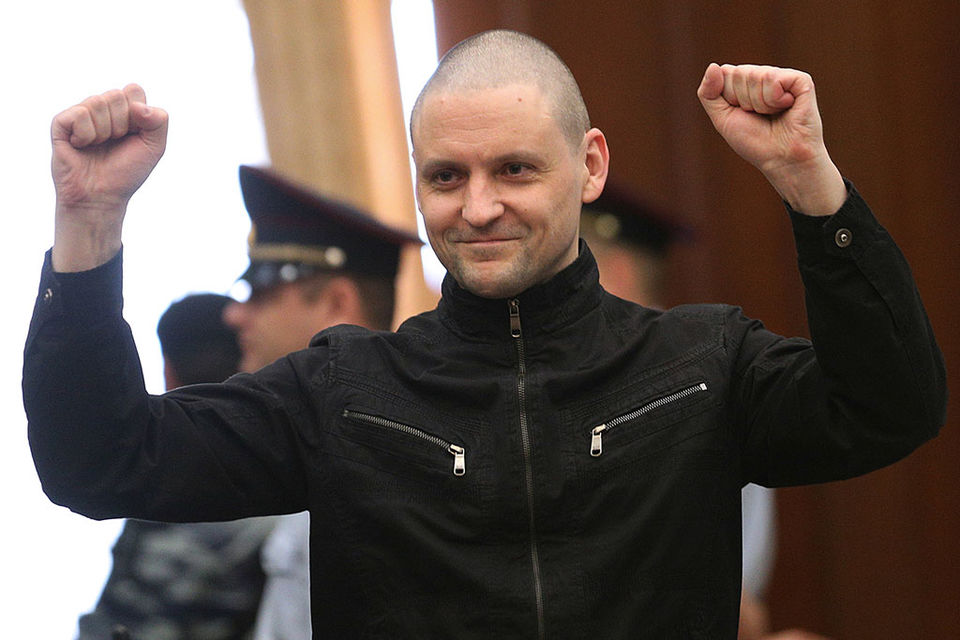 «Надо смотреть, с каким настроением и драйвом вышел Удальцов», – считает политолог Михаил Виноградов