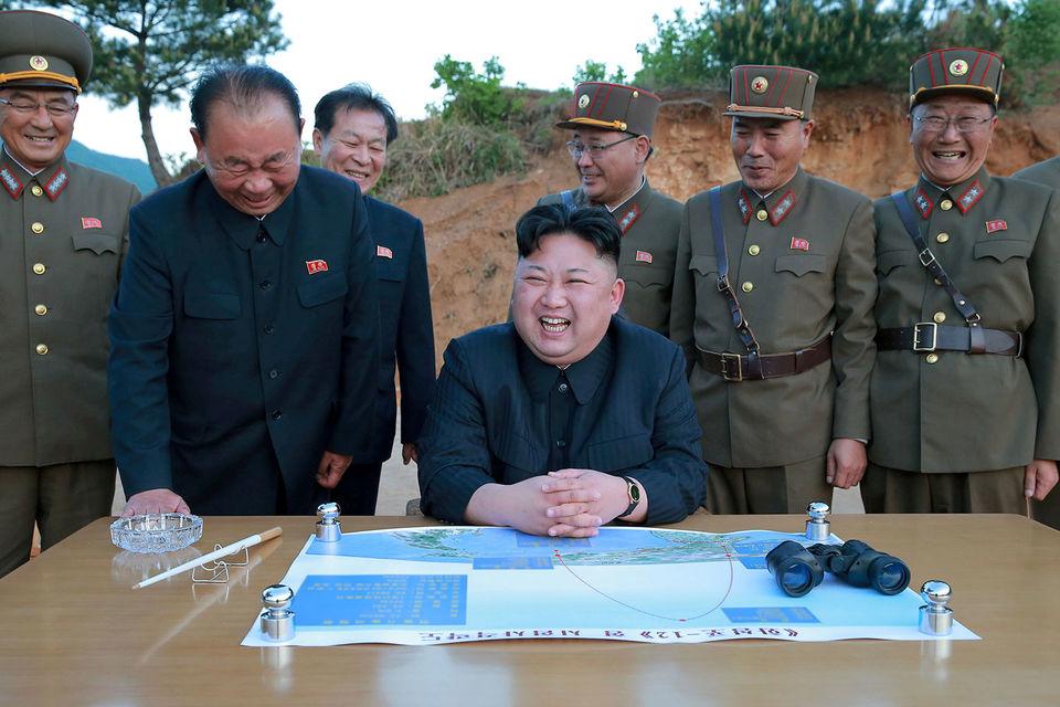 После «окончательного изучения и завершения» план будет передан на утверждение лидеру КНДР Ким Чен Ыну и приведен в действие по его приказу