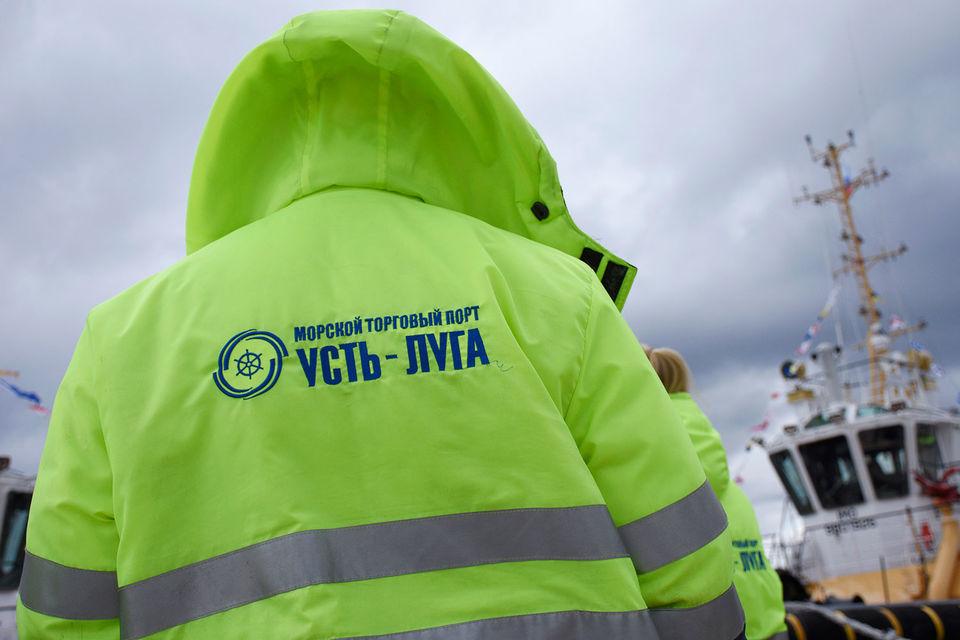 Паромная линия DFDS прекращает заходы в Усть-Лугу