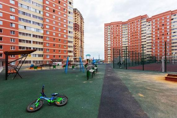Площадь продаваемых квартир в ЖК «Прима-парк» (на фото) - единственном в новой Москве проекте компании «Кортос» - составляет 96 905 кв. м