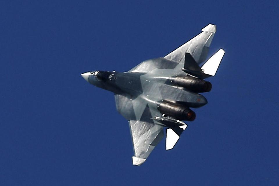 Серийный ПАК-ФА будет называться Су-57