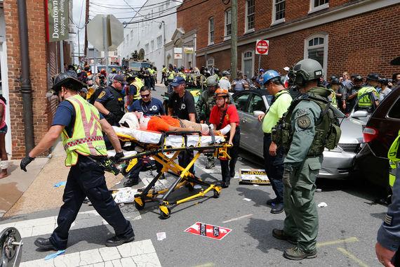 По данным The New York Times,  в ходе столкновений в больницы доставлены восемь раненых