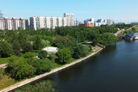 Единственное, чем объясняются такие большие расходы на парки в Марьине и Братееве, – их большая площадь, уверяет чиновник мэрии