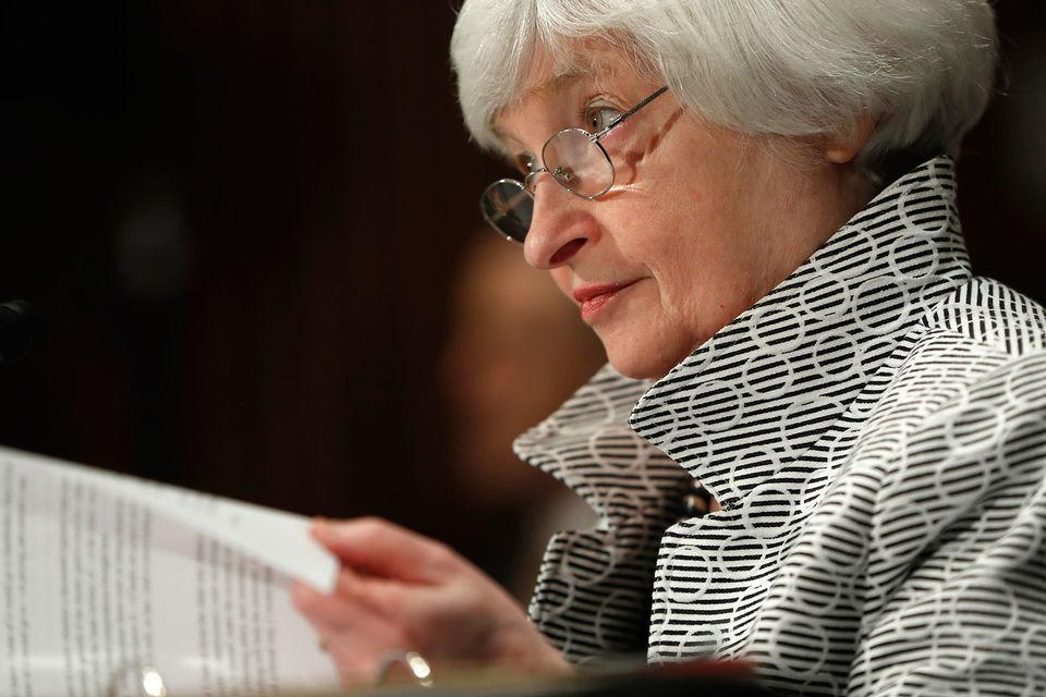 ФРС не назвала дату перехода к сокращению баланса, но сообщила, что это произойдет, как только центробанк сможет последовательно поднимать процентные ставки