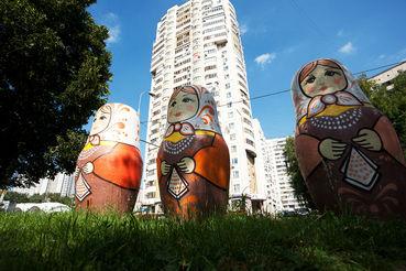 Больше всего готовых домов, которые станут стартовыми для переселения жителей пятиэтажек, в Бескудниковском районе