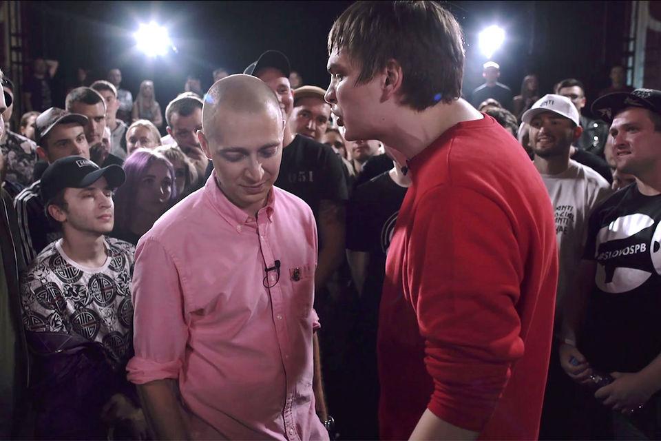 Съемки батла между Oxxxymiron и Гнойным проходили за неделю до публикации и стали одной из самых обсуждаемых тем в рунете