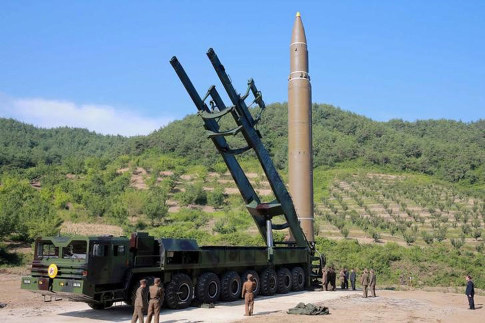 Экспертам удалось установить, что двигатель МБР Hwasong-14 - это РД-250 от ракеты Р-36 - предшественницы «Сатаны»