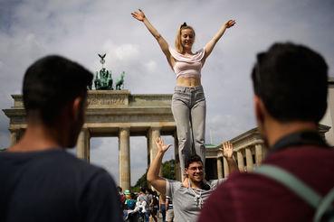 По словам Андреаса Риса из UniCredit, немецкая экономика «выглядит сильной и устойчивой» благодаря внутреннему спросу