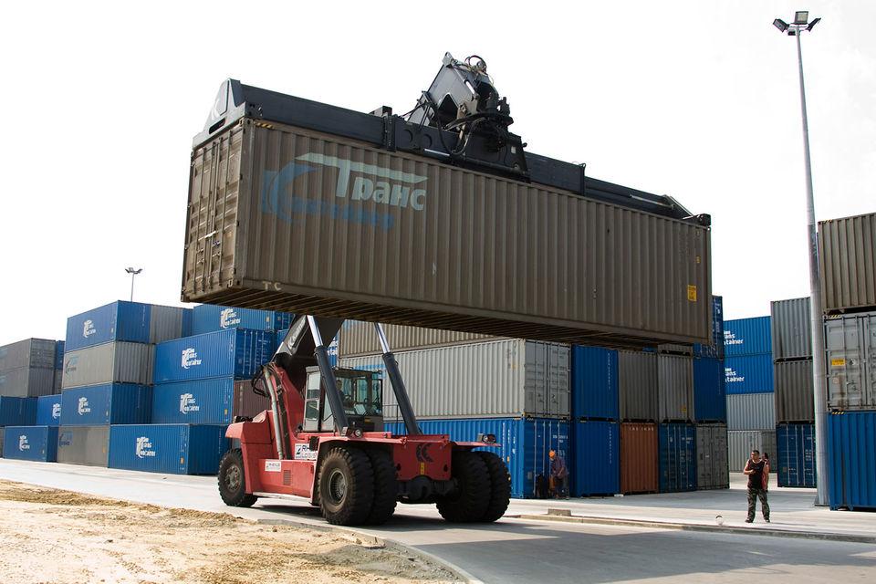 «Трансконтейнер» - вертикально интегрированный контейнерный оператор