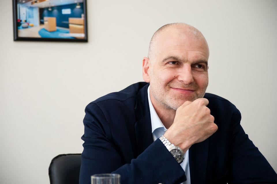 Арон Либинсон, вице-президент InterContinental Hotels Group в России, СНГ и Грузии