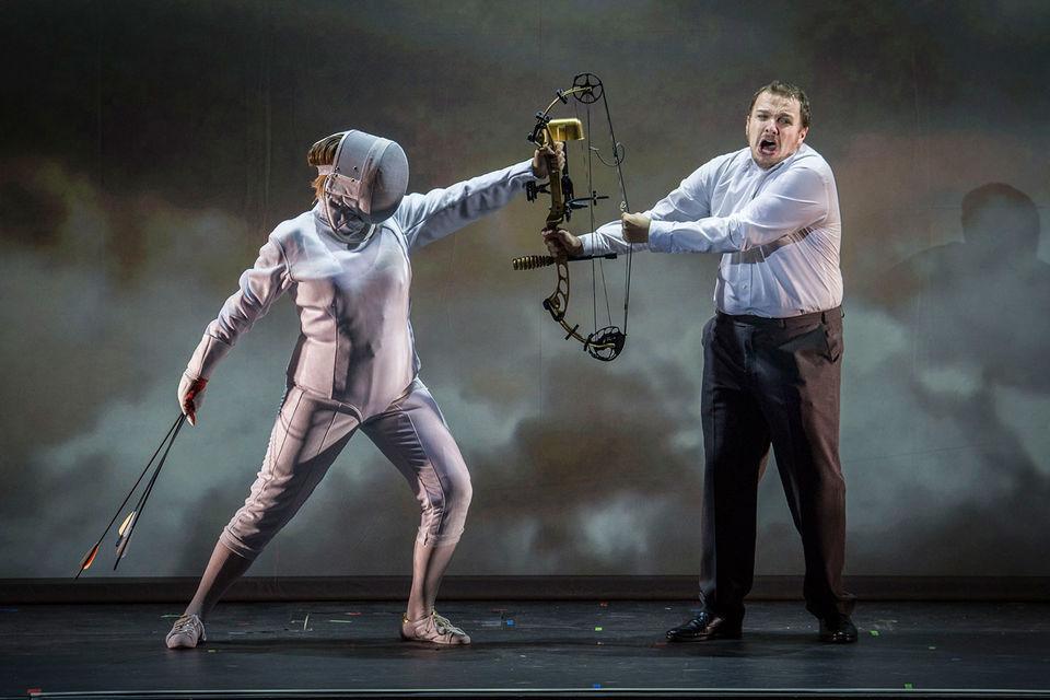 Четыреста пятьдесят лет со дня рождения первопроходца оперы Клаудио Монтеверди все отмечают по-своему