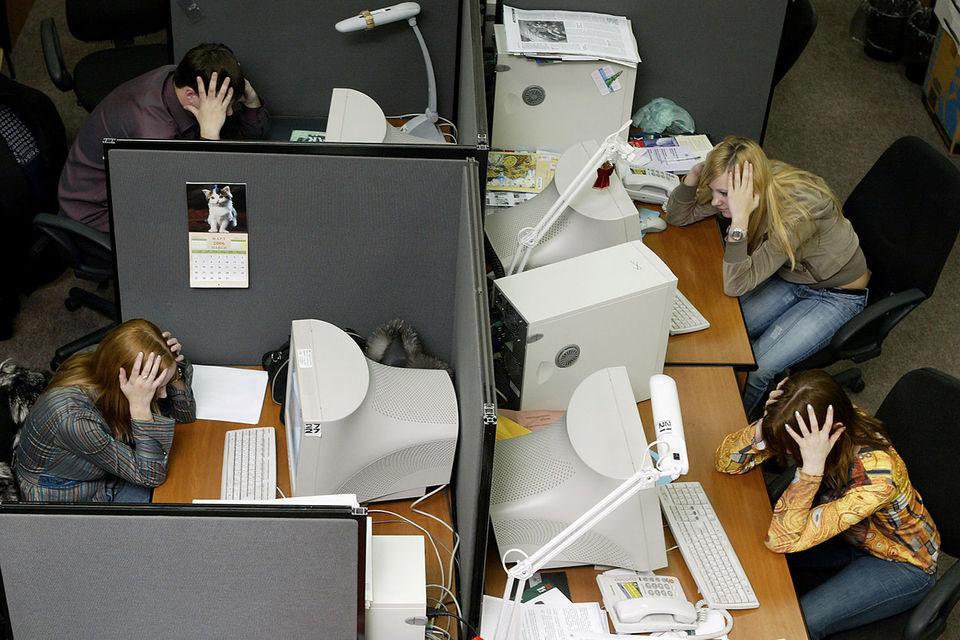 На одни причины стресса работник может повлиять, на другие – нет