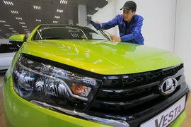 Универсал Lada Vesta приедет на казахстанский автозавод быстрее, чем седан