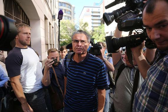 Подсудимого защищают четверо адвокатов