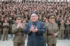 КНДР воздержалась от объявления о ракетных стрельбах по прилегающим к американскому острову Гуам водам