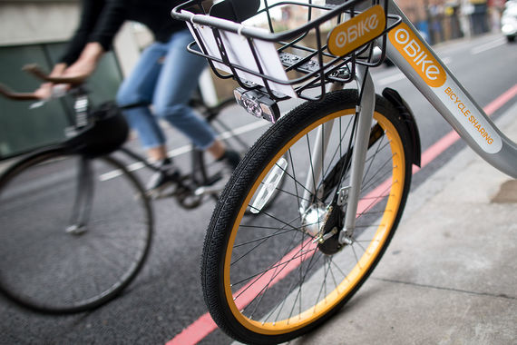 Дмитрий Гришин снова инвестировал в велопрокаты