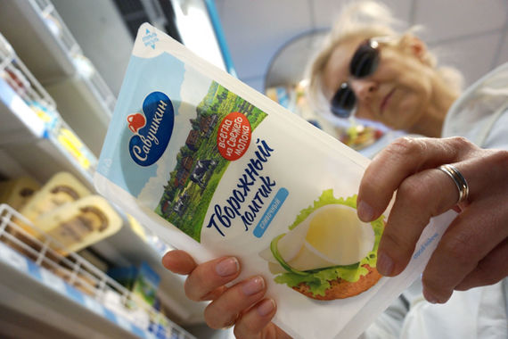Россельхознадзор отменил запрет на ввоз продукции «Савушкина продукта»