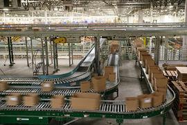 ПО, которое разрабатывает HDS, позволит различным роботизированным системам совместно перемещать товары по складу